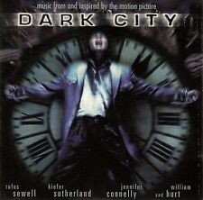 DARK CITY - MUSIC FROM AND INSPIRED BY THE MOTION PICTURE / CD - TOP-ZUSTAND