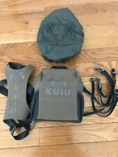 Kuiu Binocular Harness, Large Ash color, Never Used