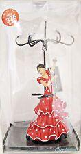 Joyero Bailaora Flamenca rojo / Jeweler Spanish Flamenco dancer red / 12 - 20 cm