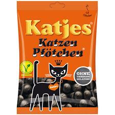KATJES - Katzen Pfoetchen Licorice - 200 g bag - German Production