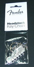 Fender Headstock Key Chain