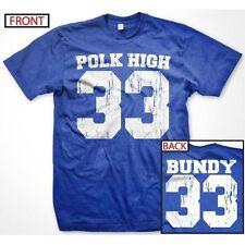 Al Bundy Polk High Married with Children Funny TV Slogans - Men's T-shirt