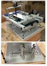 IMPROVED MODELS2 Manual Cylinder Screen Printer: Pen, Coffee Mug, Bottle, Stick