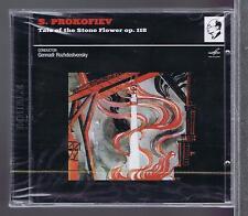 PROKOVIEV  2 CDs NEW TALE OF THE STONE FLOWER ROZHDESTVENSKY (BOLSHOI)