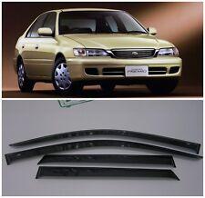 For Toyota Corona Premio Sd 1996-2001 Window Visors Rain Guard Vent Deflectors