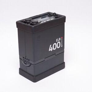 Elinchrom ELB 400 battery pack