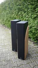 1 Paar Heco Argon 50 Standlautsprecher / Boxen 1050 x 240 x 370 mm (HxBxT)