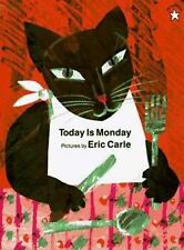 Today Is Monday , Carle, Eric