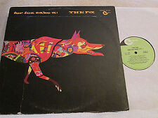 THE FOX..FOR FOX SAKE RARE '70 BRIT-MOD-PSYCH W/FOLD OUT POSTER COVER VG+/EX!
