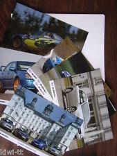Subaru Essen Motor Show 2004 Pressemappe / Press-kit, 11.2004