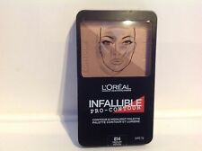 L'Oreal Infallible PRO CONTOUR & HIGHLIGHT PALETTE 814 MEDIU ~ DELIGHTFUL BEAUTY