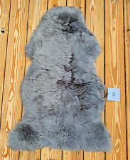 UGG Australia Home 2'X3' sheepskin area rug gray cozy perfect gift spluge