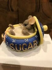 Dean Griff Charming Tails You Couldn't be Sweeter Sugar Bowl 89/625 in Box