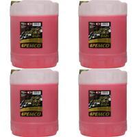 40L Pemco Anticongelante Fresco Tipo G12 Refrigerante 912 Rojo PM0912-10
