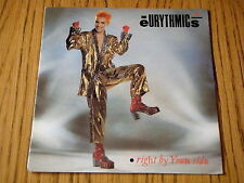 "EURYTHMICS - RIGHT BY YOUR SIDE   7"" VINYL PS"