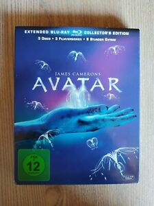 Avatar - James Cameron - Extended Collector's Edition - Blu Ray