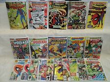 Amazing Spider-Man Annual 2-21 (miss.#6) SET Nice! Sinister Six, Avengers (6594)