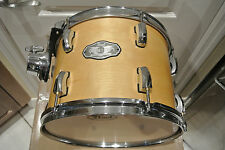 "PEARL VISION 12"" NATURAL RACK TOM SST BIRCH PLY SHELL for YOUR DRUM SET! #A387"