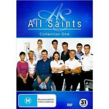 ALL SAINTS - COLLECTION 1 - SEASON 1 2 & 3  -   DVD - UK Compatible