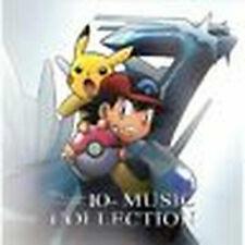 Pokemon anime manga Music Soundtrack Japanese Cd 8 10th Anniversary