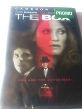 The Box (2009 DVD) New Factory Sealed Promo Copy DVD