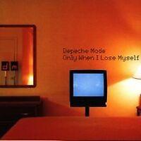 Only when I lose myself [Single-CD] von Depeche Mode | CD | Zustand gut