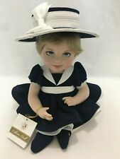 "Princess Diana Portrait Baby Doll ""A Proper Little Princess"""