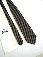 PHILLEAS Luxury  NUOVA NEW Made in Italy 100% SETA SILK ORIGINALE
