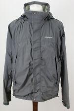 SPRAYWAY Grey Windbreaker Jacket size L