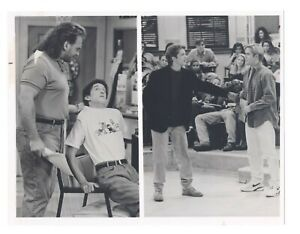 Saved By The Bell 1993 NBC 7x9 Original Mark-Paul Gosselaar Dustin Diamond