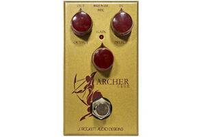 J. Rockett Audio Designs Archer Ikon Overdrive - FREE 2 DAY SHIP