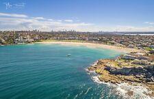Digital Photograph Wallpaper Bondi Beach Sydney Australia Free Shipping
