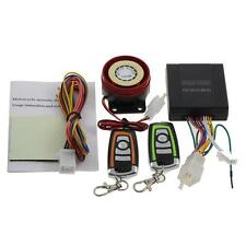 Motorcycle ATV Anti-theft Burglar Alarm 125dB Security System Remote Control