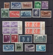 Liechtenstein 1930-56 Mint Collection