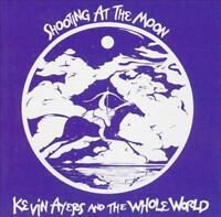 LP-KEVIN AYERS-SHOOTING AT THE MOON -LP- NEW VINYL RECORD