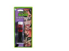 Halloween Vampir Blut Kunstblut tube Zombieblut Theaterblut 28ml fake blood