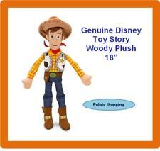 "FALALA GENUINE DISNEY TOY STORY SHERIFF WOODY 18"" PLUSH DOLL"