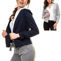 Only Damen Blazer Anzugjacke Anzug Business Jacke Sakko Unifarben SALE %