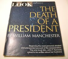"""The Death of a President"" - Part 1 - JFK - Look Magazine Jan 24 1967 (O164)"