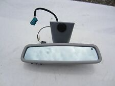 98-02 Mercedes Benz E320 Auto Dim Rear View Mirror OEM Gray 208 810 2217