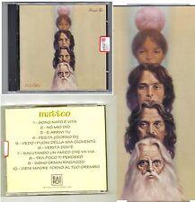 CD RICCARDO FOGLI MATTEO SIGILLATO!!!!!