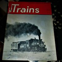 Trains Magazine July 1951 Issue