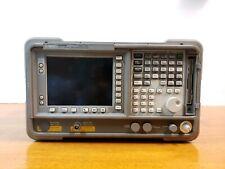 Hp Agilent Keysight E4411b 1mhz 15ghz Esa L Spectrum Analyzer Does Not Turn On