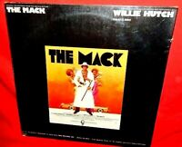 WILLIE HUTCH The Mack OST LP ITALY 1973 EX+ First Pressing Great Funk breaks