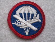 1950'S - 60'S Us Army Enlisted Personnel Paraglider Patch 100% Authentic & Mint