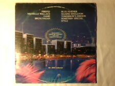 LP Mr Disc collection FIREFLY BLUE FEATHER BRUNI PAGAN MAXINE SINGLETON