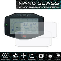 Suzuki GSX R1000 R L7 L8 (2017+) NANO GLASS Dashboard Screen Protector x 2