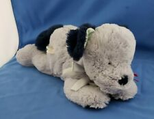 13 Inch Musical Blue Puppy Dog Plush Stuffed Animal Baby Toy BY Douglas Blue Eye