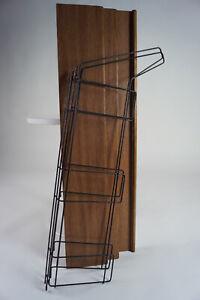 60er Bookcase Vintage String Shelf Oak Wall Shelf Danish Shelf System 17
