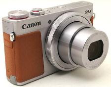 Canon Powershot G9X 20.2MP compact HD digital camera w. 3X zoom lens *Silver